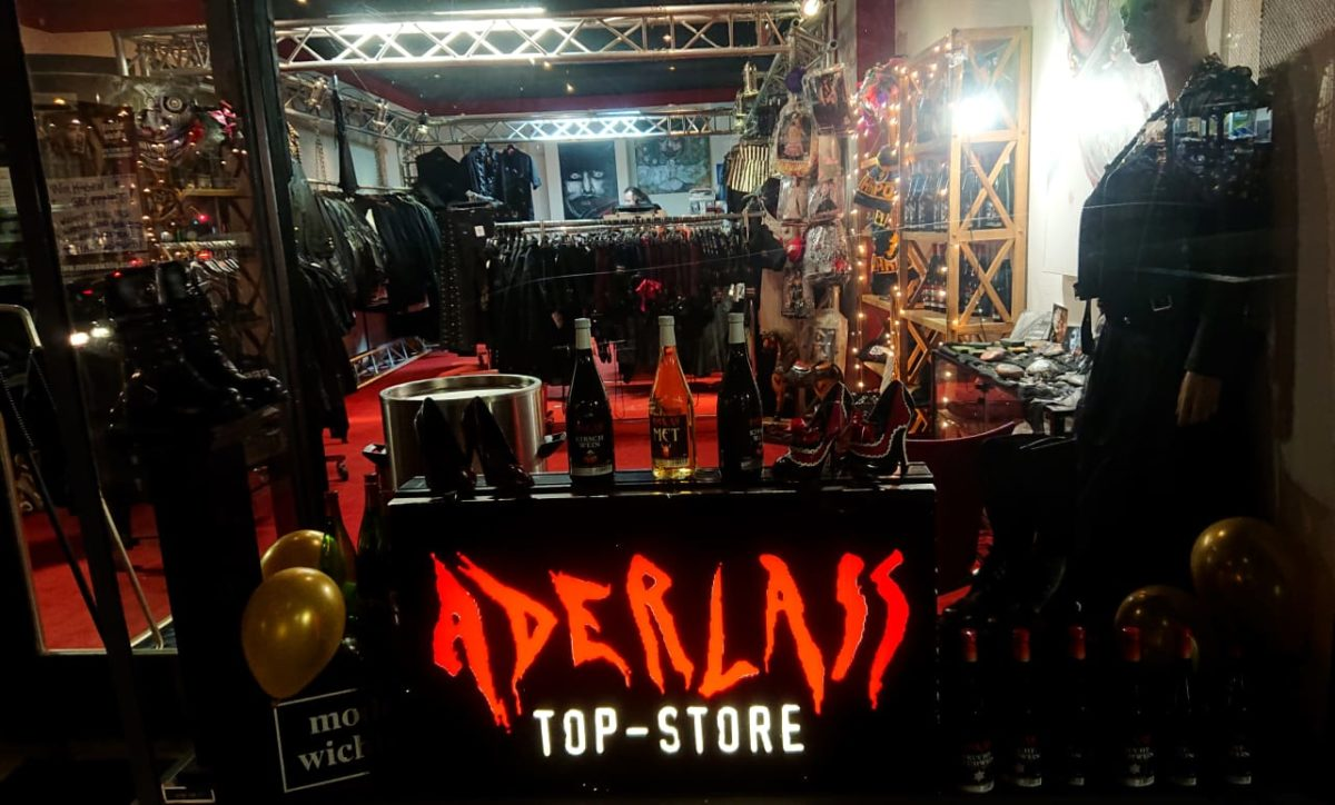 Aderlass Shop