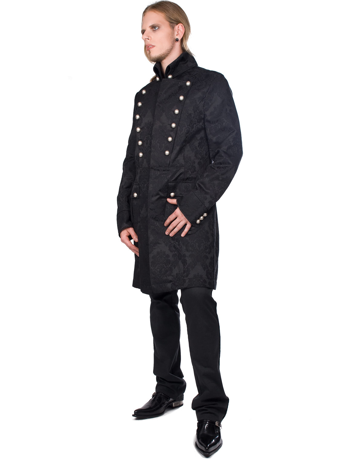 Aderlass Admiral Coat